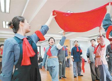 北京曲剧,在这个春天创