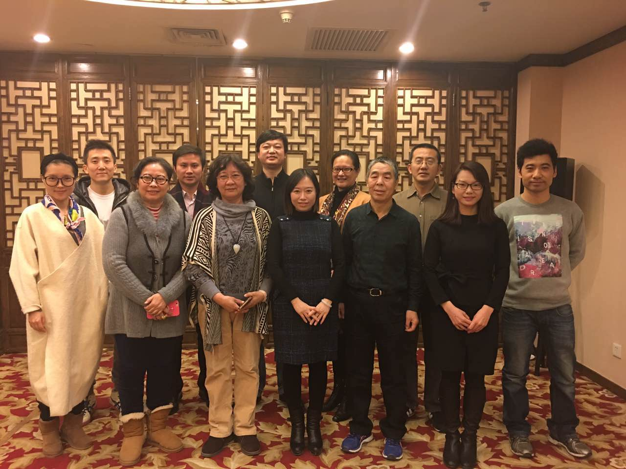 第二届全国青少年华语风采大赛专家研讨会在京召开