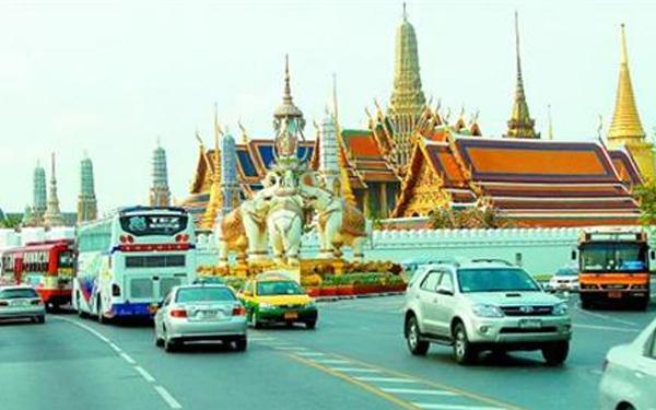 """泰国交通部长:""""一带一路""""倡议下泰国要更重视区域互联互通"""