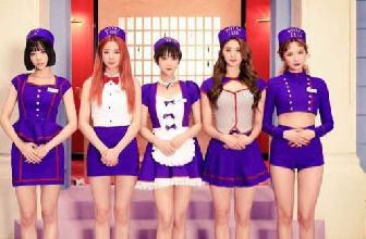 韩国组合EXID最新MV《LIE》